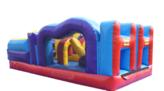 "<strong><span style=""color:#0000ff;"">21ft Mini Race Obstacle Course"