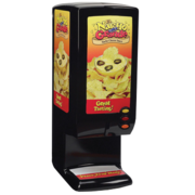 Nacho Cheese Machine***Includes cheese for 46 servings of 3 onz and 40 trays (do not include tortilla chips)***