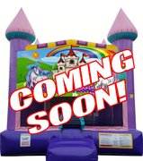 "<strong><span style=""color:#0000ff;"">Unicorn Bounce House 2"