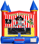 "<strong><span style=""color:#0000ff;"">Pirate Bounce House"
