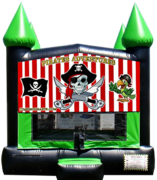 "<strong><span style=""color:#0000ff;"">Pirate Bounce House 2"