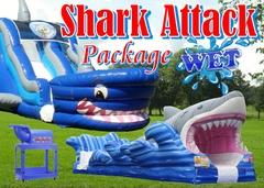 "<strong><span style=""color:#0000ff;"">Shark Attack Package"