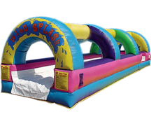 "<strong><span style=""color:#0000ff;"">Wild Splash Slip n Slide"
