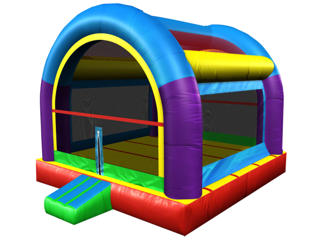 Stadium Bounce House