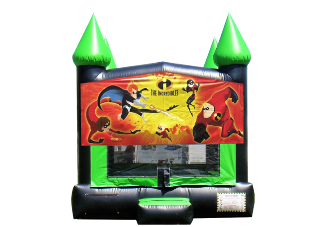 The Incredibles Bounce House 2