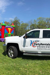 Party Rental Delivery Service
