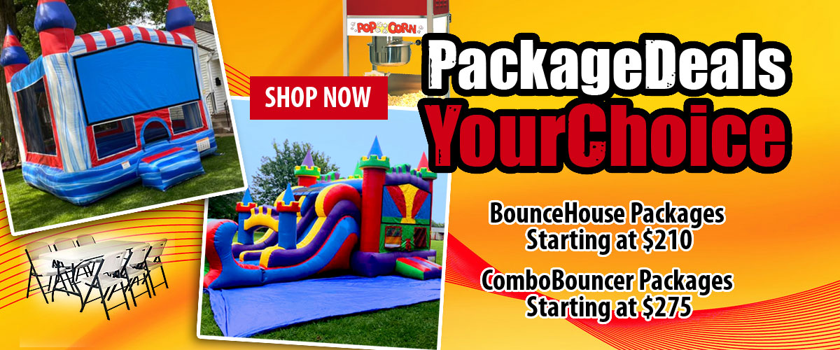 Discount Party Packages