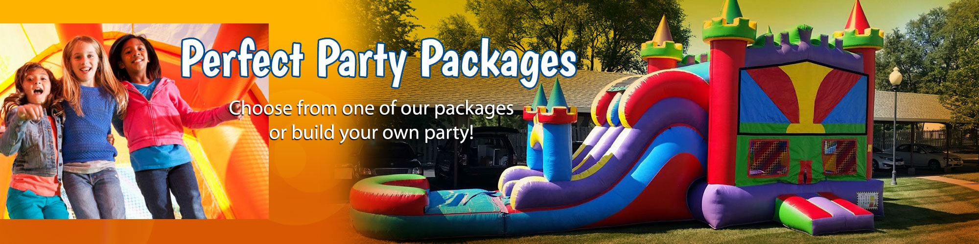 Party Package Rentals