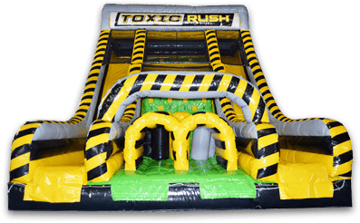 Toxic Rush Bouncer