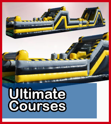Ultimate Obstacle Course Rentals