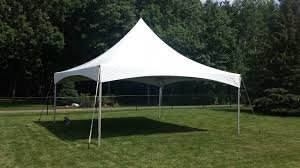 20x20 High Peak Event Tent