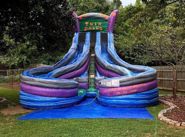 Twin Falls 22' Waterslide