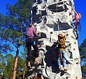 25ft Mobile Climbing Rock Wall