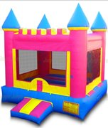 Princess Large Castle Bouncer