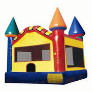 Large Castle Bouncer 15x15