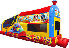 Mickey Mouse Club House Train
