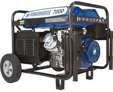 7000W Generator With Gas