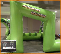 Inflatable Game Rental Nashville