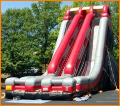 Nashville Inflatable Slide Rental