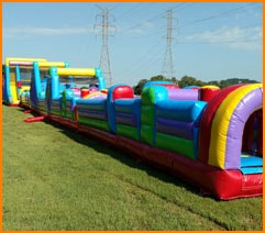 Nashville Obstacle Course Rental