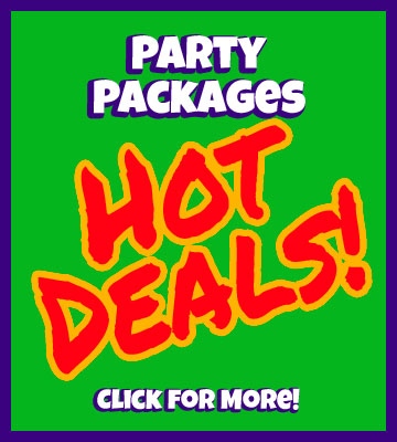 Residential Party Packages