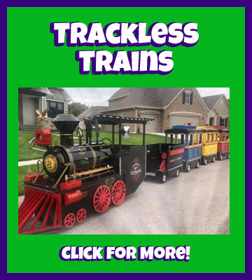 Trackless Train Rentals