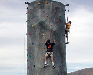 Mobile Climbing Wall Rentals Nashville and Murfreesboro