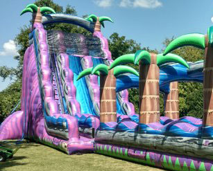 Water Slide Rentals Nashville and Murfreesboro