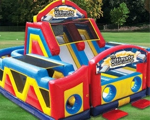 Obstacle Course Rentals Nashville and Murfreesboro