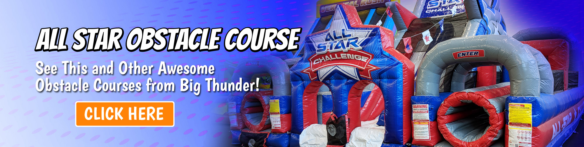 Obstacle Course Rentals
