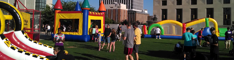 Corporate Events Parties & Picnics Rentals Nashville and Murfreesboro