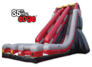 THE 35 FOOT EDGE SLIDE