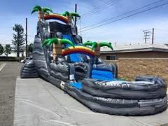 22 FOOT BOULDER SPRINGS WATER SLIDE