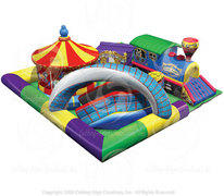 INFLATABLE AMUSEMENT PARK JR