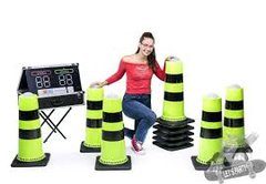 CRAZY CONES INTERACTIVE GAME