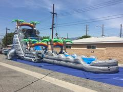 22 FOOT BOULDER SPRINGS DROP AND SLIDE