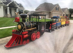 BIG THUNDER EXPRESS ELECTRIC BELLA TORI TRAIN