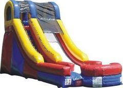 15 FOOT BACK YARD SLIDE