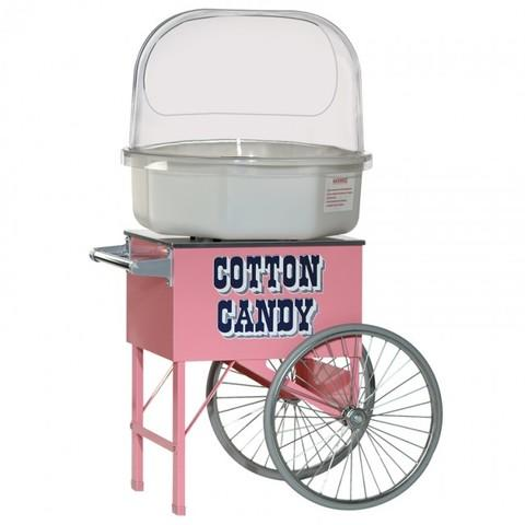 PREMIUM COTTON CANDY CART & MACHINE