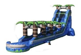 "Blue Crush Water Slide w/ Slip N Slide "" Coming Soon """