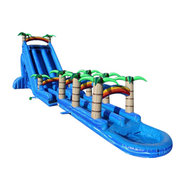 Water Slide and Water Play Rentals