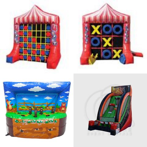 Inflatable Game add on special