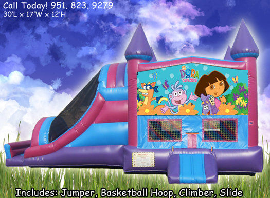 4n1 OGMC Dry Dora The Explorer Theme (Item 418)