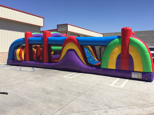 45 Ft Wacky Playland (Item 730)