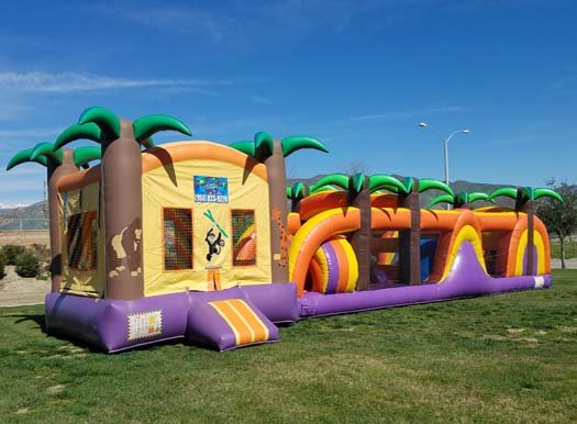 O.Tropical W/45 Ft Tropical Obstacle (Item 708)