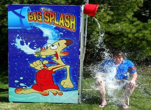 The Big Splash
