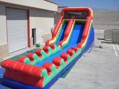 16 Ft Rainbow Supreme Water Slide (Item 339)