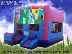 Blues Clues Girls 5N1 Combo (Item 511)