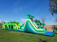 90 Ft Safari Obstacle Course Dry (Item 706)