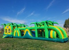 60 Ft Safari Obstacle Course Challenge (Item 711)